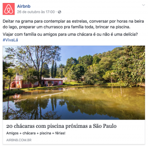 Airbnb post